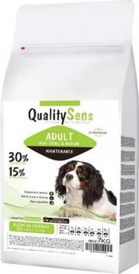 QUALITY SENS  Maintenance Perros adultos de razas pequeñas