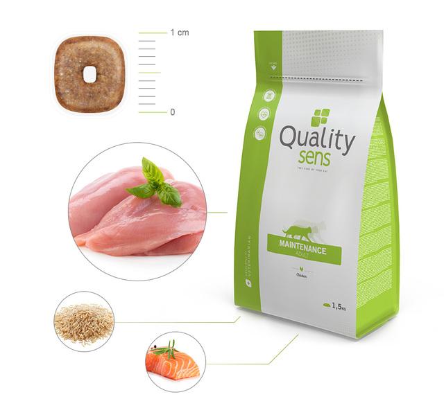 ingredients croquettes quality sens adult maintenance