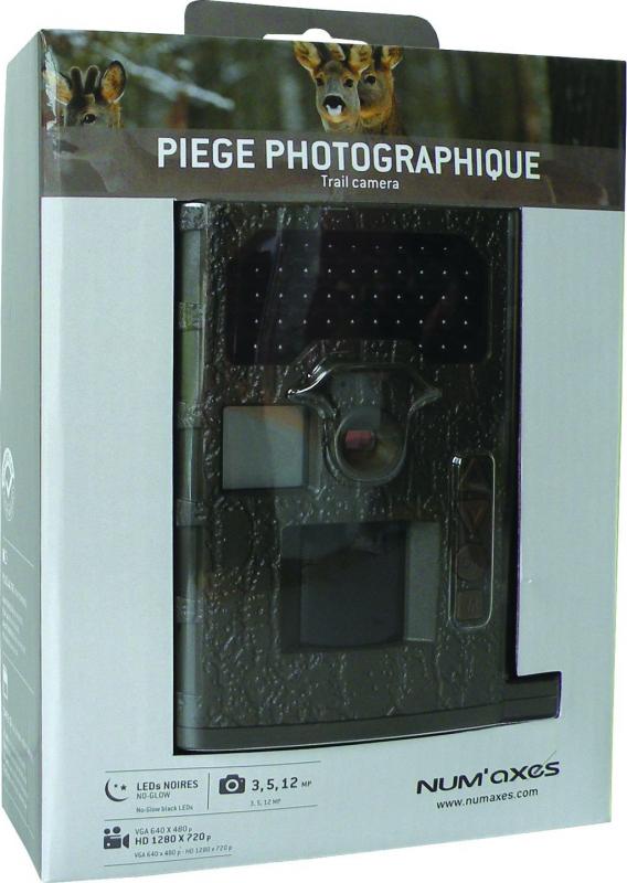 Piège photographique SL1008