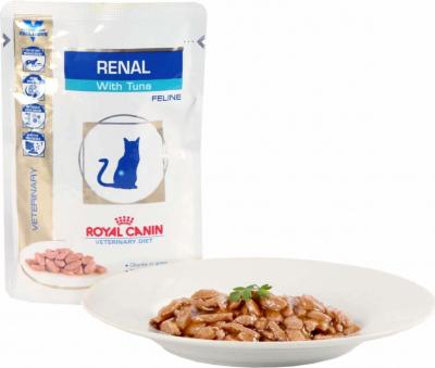 Royal Canin Veterinary - Feline Renal  ATUN