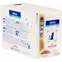 Royal Canin Veterinary Diet Feline Renal Pack de 12 x 85g