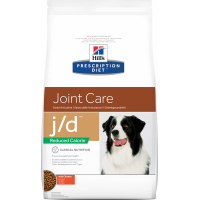 HILL'S Prescription Diet J/D Joint Care Reduced Calorie pour chien adulte