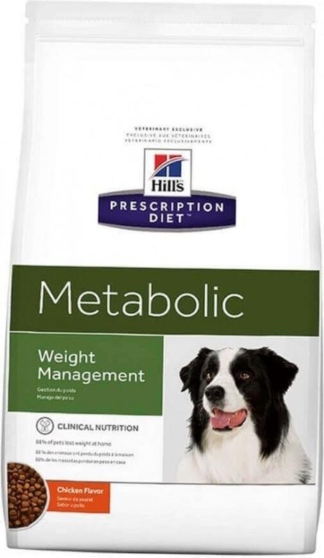 HILL'S Prescription Diet Metabolic Weight Management pour chien adulte