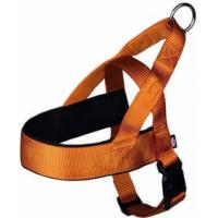 Premium Harnais Comfort orange cuivrée