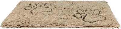 Alfombra absorbente anti suciedad, color beige