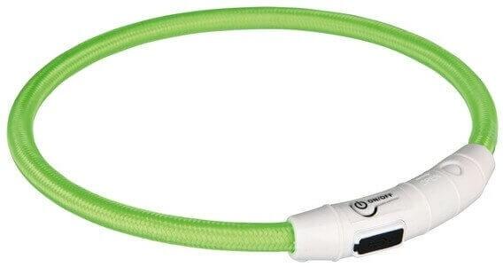 Collier anneau lumineux flash avec prise USB_2