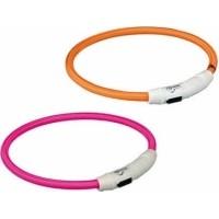 Collier anneau lumineux flash avec prise USB (4)