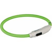 Flash lichtgevende USB halsband voor katten