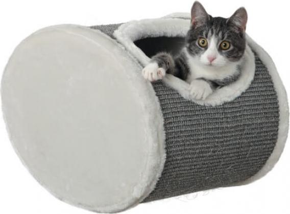 Abri douillet pour chat à fixer au mur