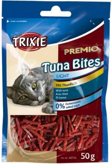 PREMIO Tuna Bites light
