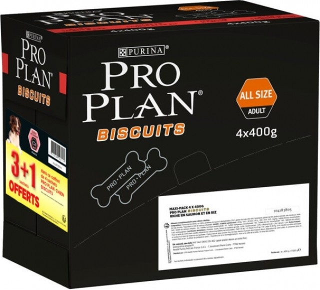 PROPLAN DOG Biscuits Light au Poulet