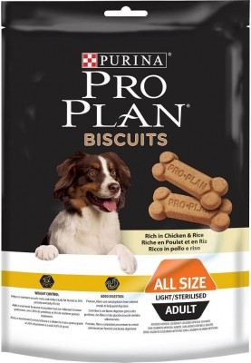 PROPLAN DOG Biscuits Light