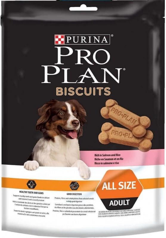 PROPLAN DOG galletas de almóm