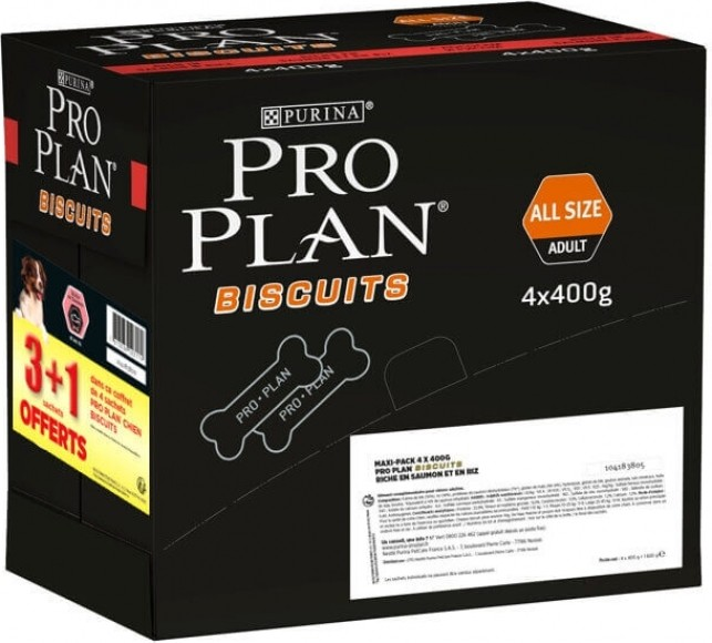 PROPLAN DOG Biscuits au poulet