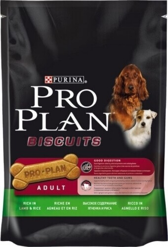 PROPLAN DOG Biscuits à l'agneau