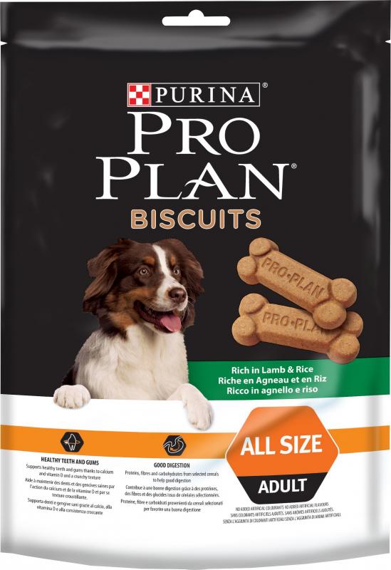 PROPLAN DOG Biscuits à l'agneau