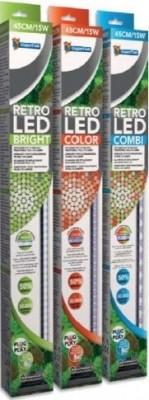 Tube LED Retroled Combi / Blanc et Couleur Remplacement T5 / T8