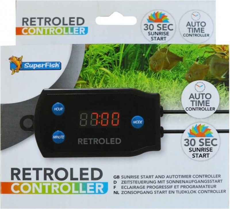 Timer SuperFish pour Retroled