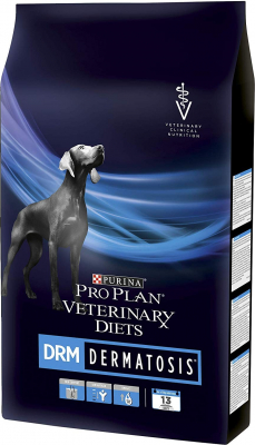 Pro Plan Veterinary Diets DRM Dermatosis