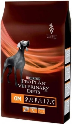 Pro Plan Veterinary Diets Canine OM Obesity Management