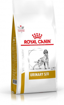 Royal Canin Veterinary Urinary S/O croquettes pour chien