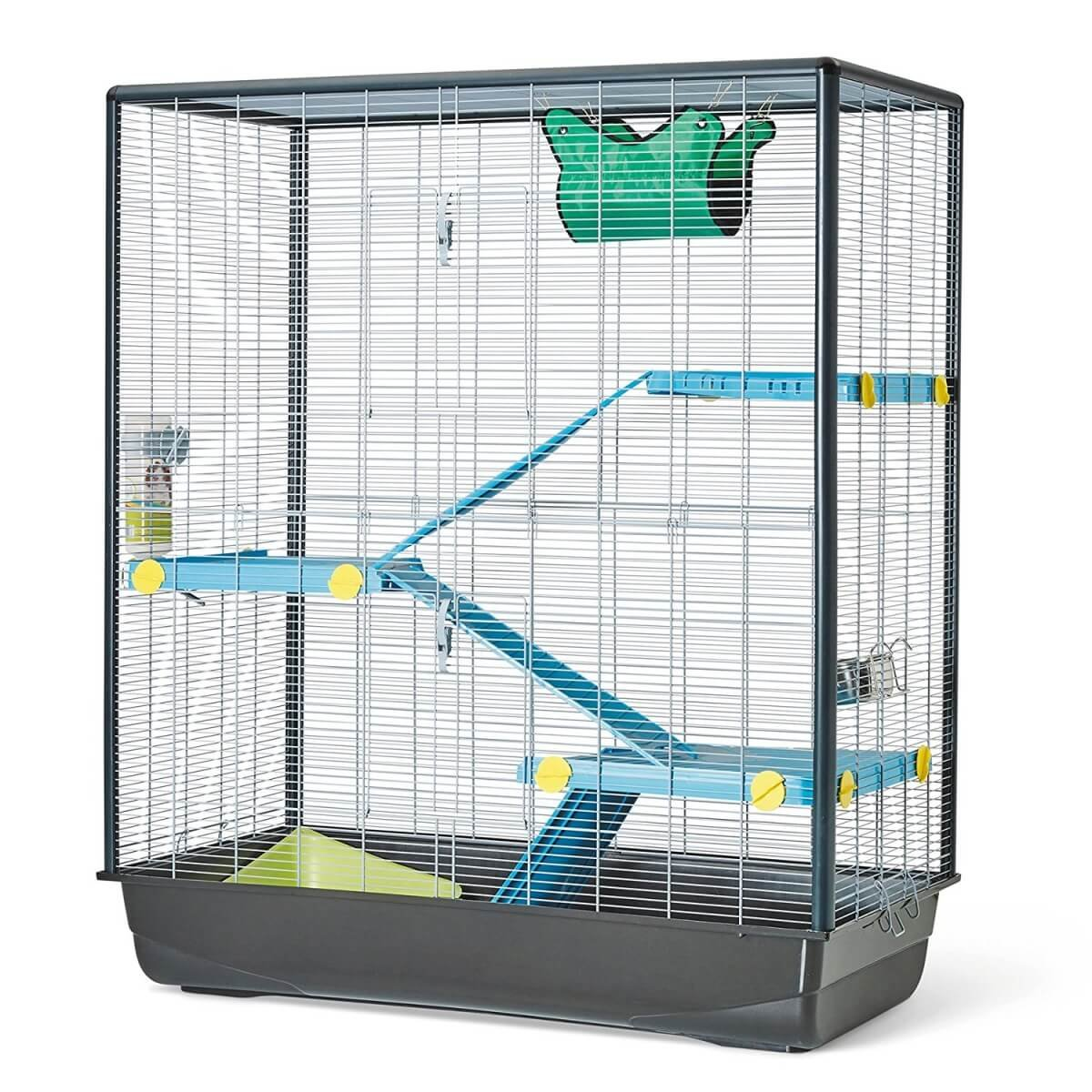 cage zeno 3 empire pour furet et rat cage rat. Black Bedroom Furniture Sets. Home Design Ideas