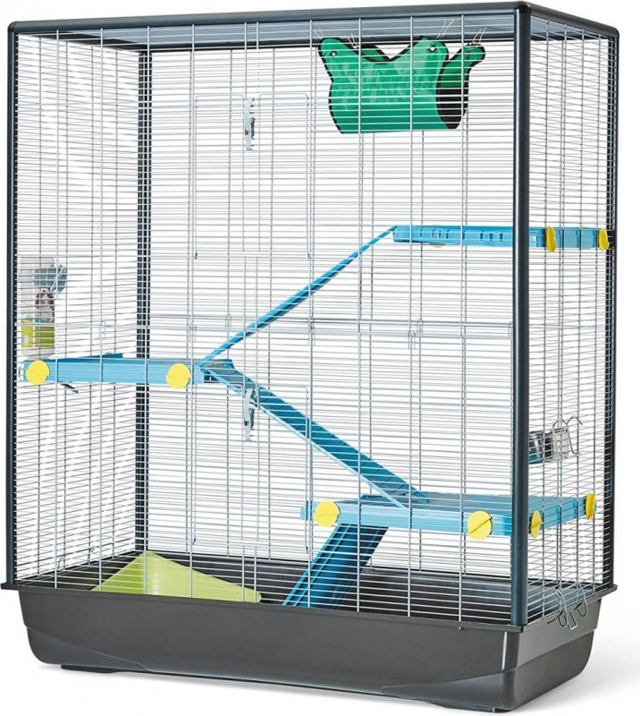 Cage Zeno 3 Empire pour Furet et Rat