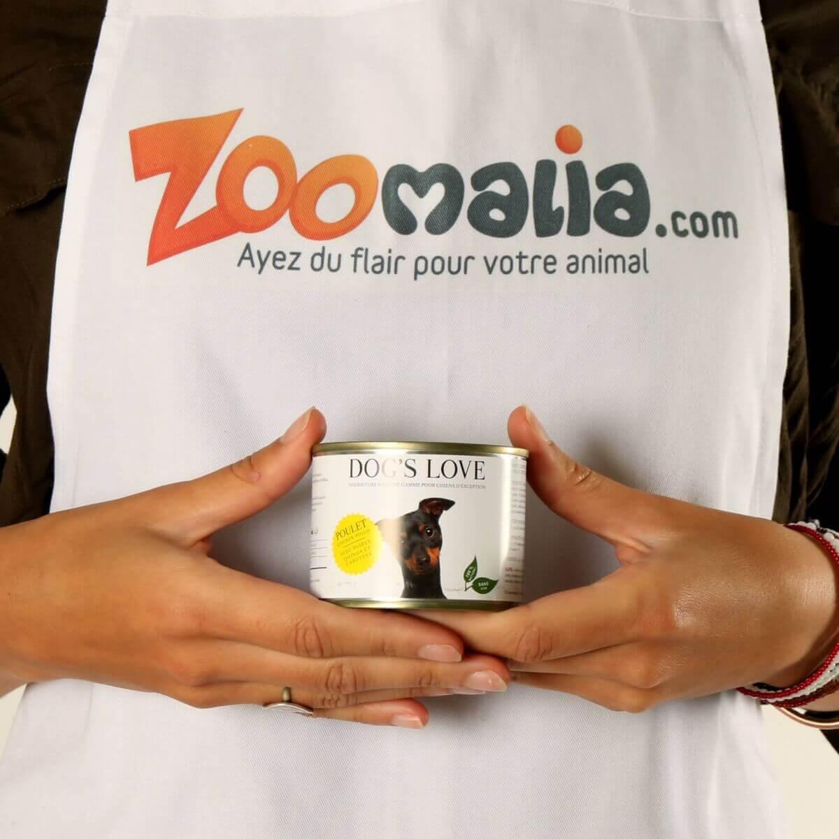Paté 100% natural DOG'S LOVE para perros adultos, pollo_7