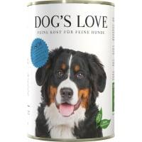 Pâté 100% naturale Dog's Love per cani adulti con pesce senza cereali
