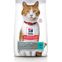 HILL'S Science Plan Feline Young Adult Sterilised Cat mit Thunfisch