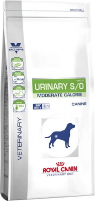 Royal Canin Veterinary DOG - Urinary S/O moderate calorie