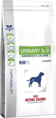 Royal Canin Veterinary DOG - Urinary S/O moderate calorie