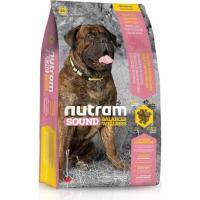 Nutram Sound Balanced Wellness S8 Large Breed Adult Dog