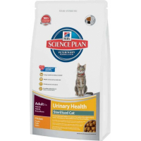 Hill's Feline Urinary para gatos esterilizados a base de pollo