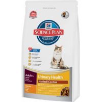 Hill's Feline Urinary & Hairball au poulet