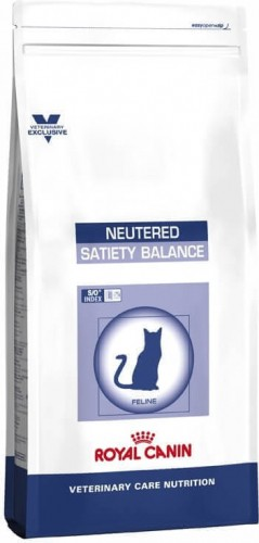 Royal Canin Vet Feline Neutered satiety balance