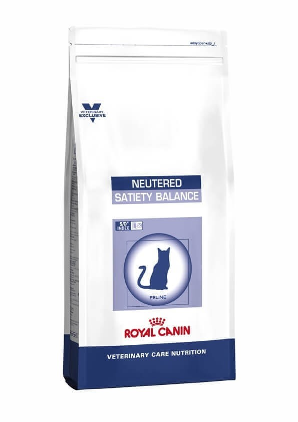 Royal Canin Vet Feline Neutered satiety balance_0
