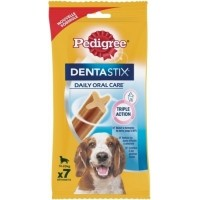 PEDIGREE DENTASTIX pour chiens moyens