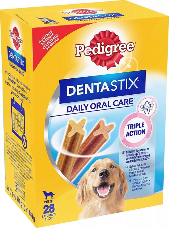 Dentastix Pedigree pour grand chien