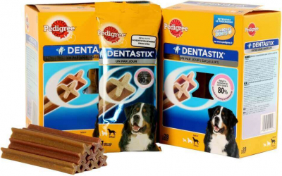 PEDIGREE DENTASTIX pour grands chiens