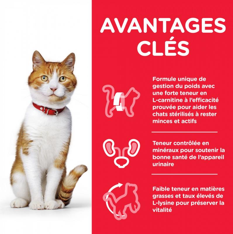 Multipack de Pâtées Hill's Science Plan Feline Sterilised Cat Young Adult - 12 x 85g