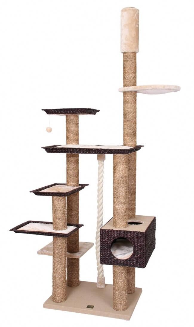 arbre chat jamaica xxl 240 270 cm arbre chat. Black Bedroom Furniture Sets. Home Design Ideas