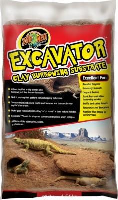 Excavator - substrat d'argile modelable pour reptile