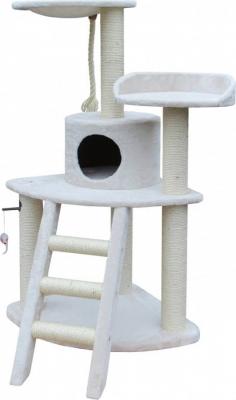 Arbre à chat CATAR H128cm CREAM