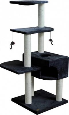 Arbre à chat CLIMBER-HOME H145 cm Black