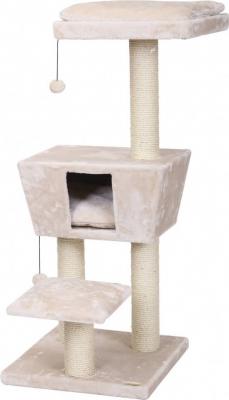 Arbre à chat NEW JERSEY Crème 114cm