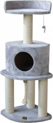 Arbre à chat Corner Corde Gris 112cm