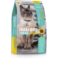 Nutram Ideal Solution Support Sensitive Skin, Coat and Stomach Natural Cat Food