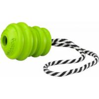 Jouet Chien GORRRRILLA Green avec corde
