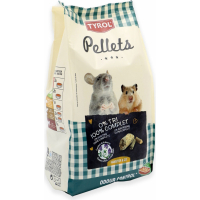 Tyrol Pellets Aliment complet Hamster & Co 800g